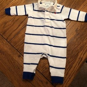 Ralph Lauren Baby Boys Outfit Size 3 Months
